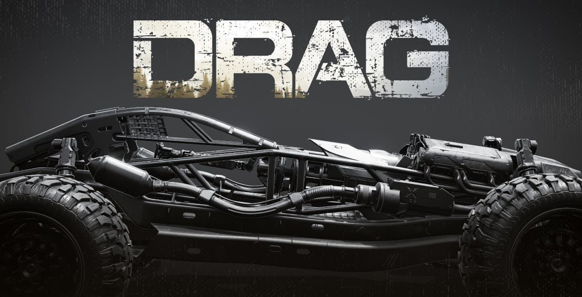 DRAG sci-fi racing game lands on Early Access