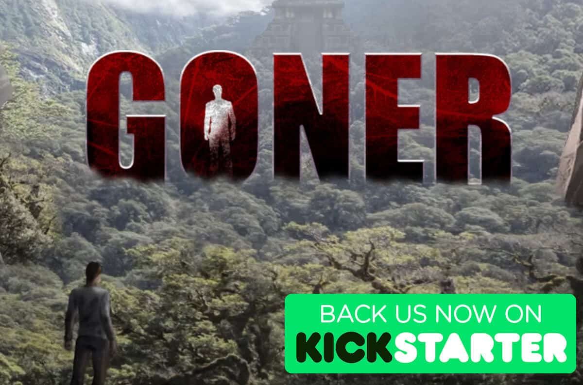 Goner dinosaur survival horror Kickstarter is funded
