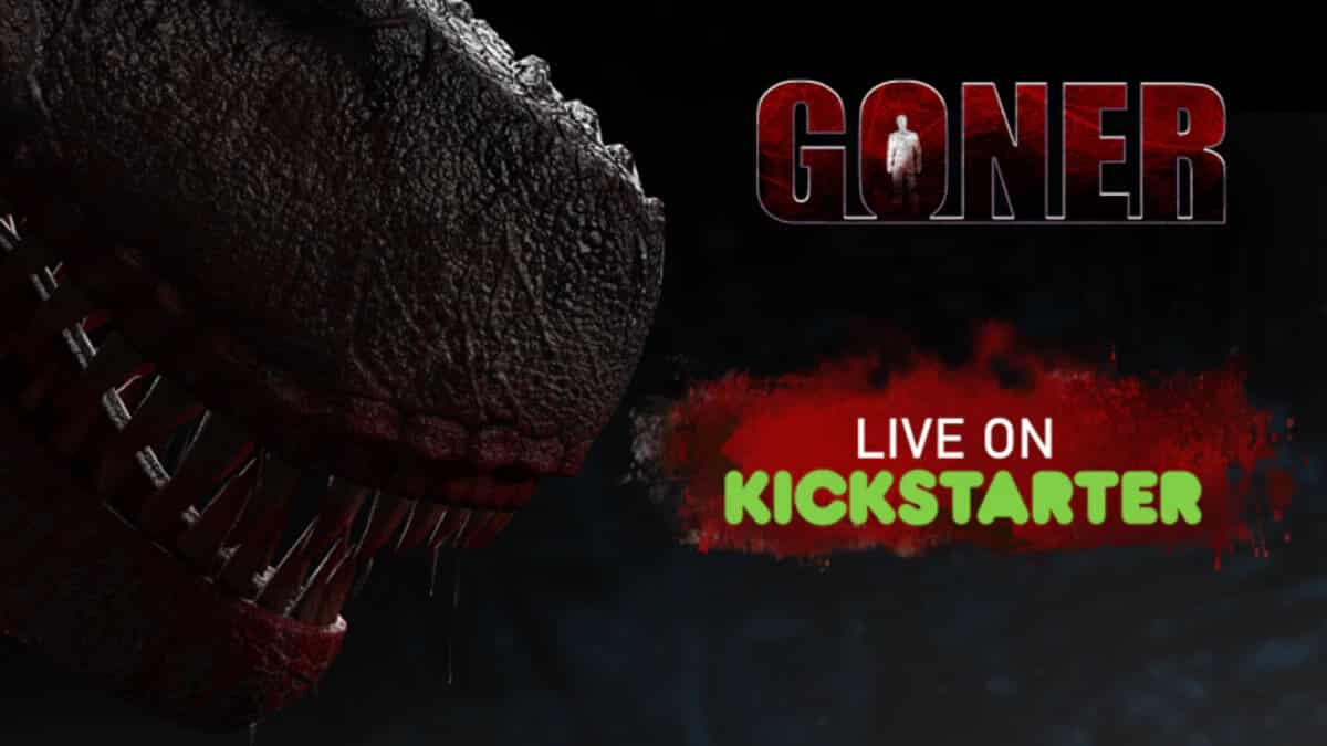 goner fpp survival horror doing well on kickstarter for linux windows pc