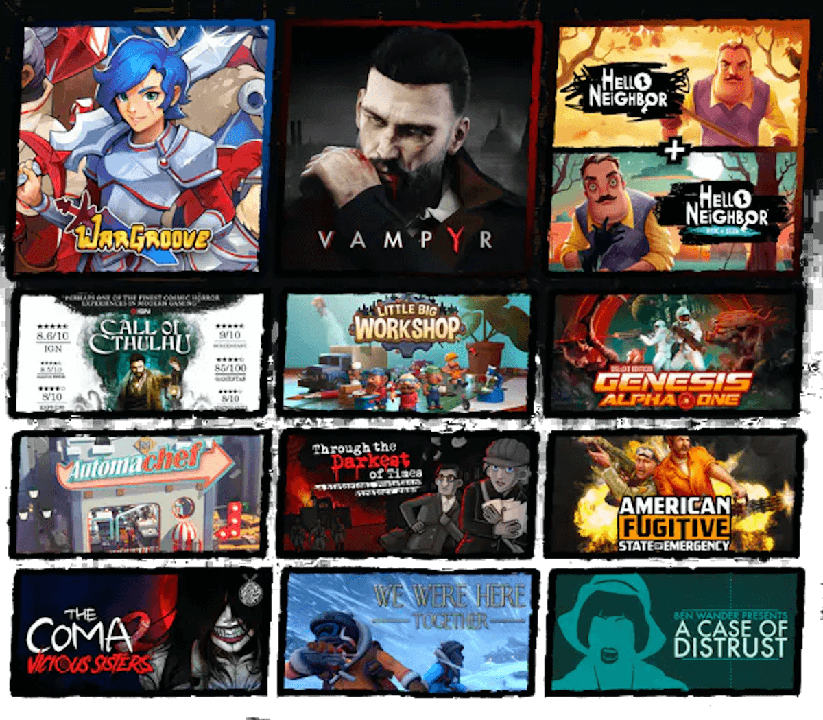 humble choice august 2020 current games arrive for linux mac windows pc list