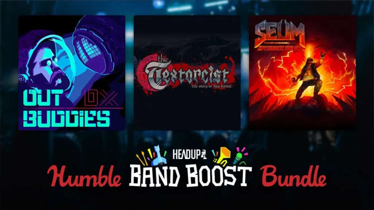 Humble Headup Games Band Boost Bundle out now