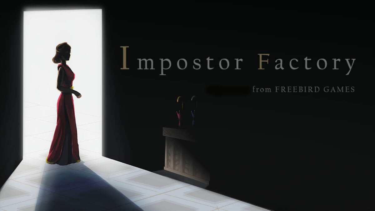 Impostor Factory the official Trailer and release date