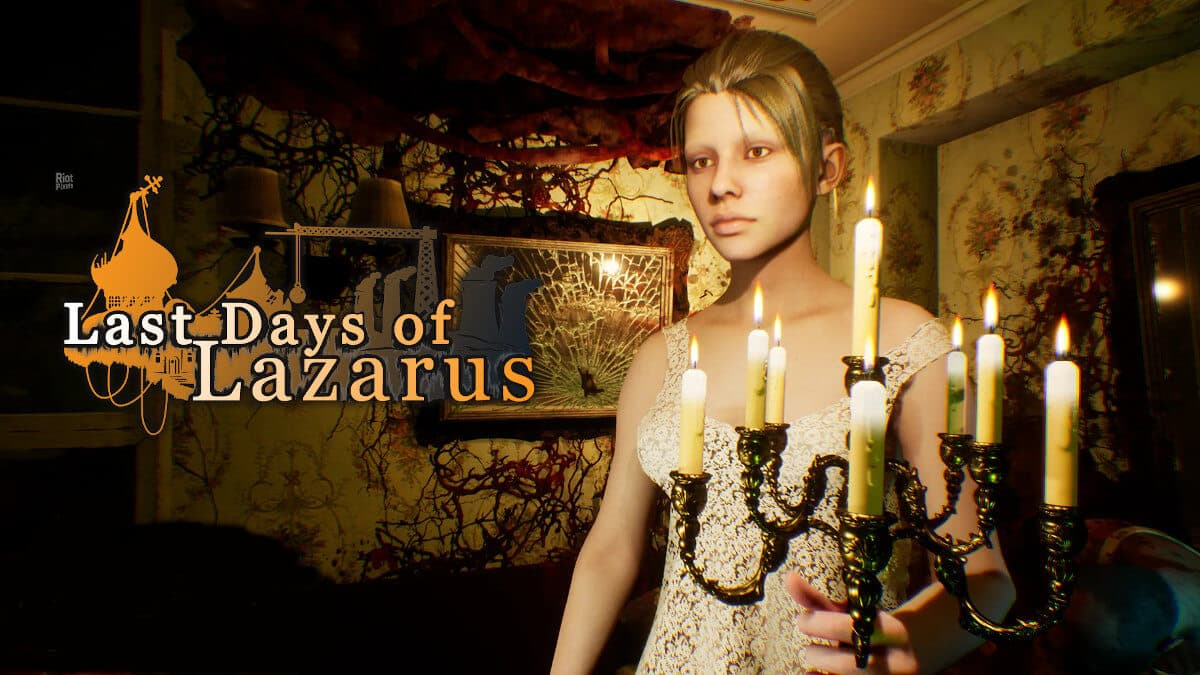 Last Days of Lazarus adventure looks promising
