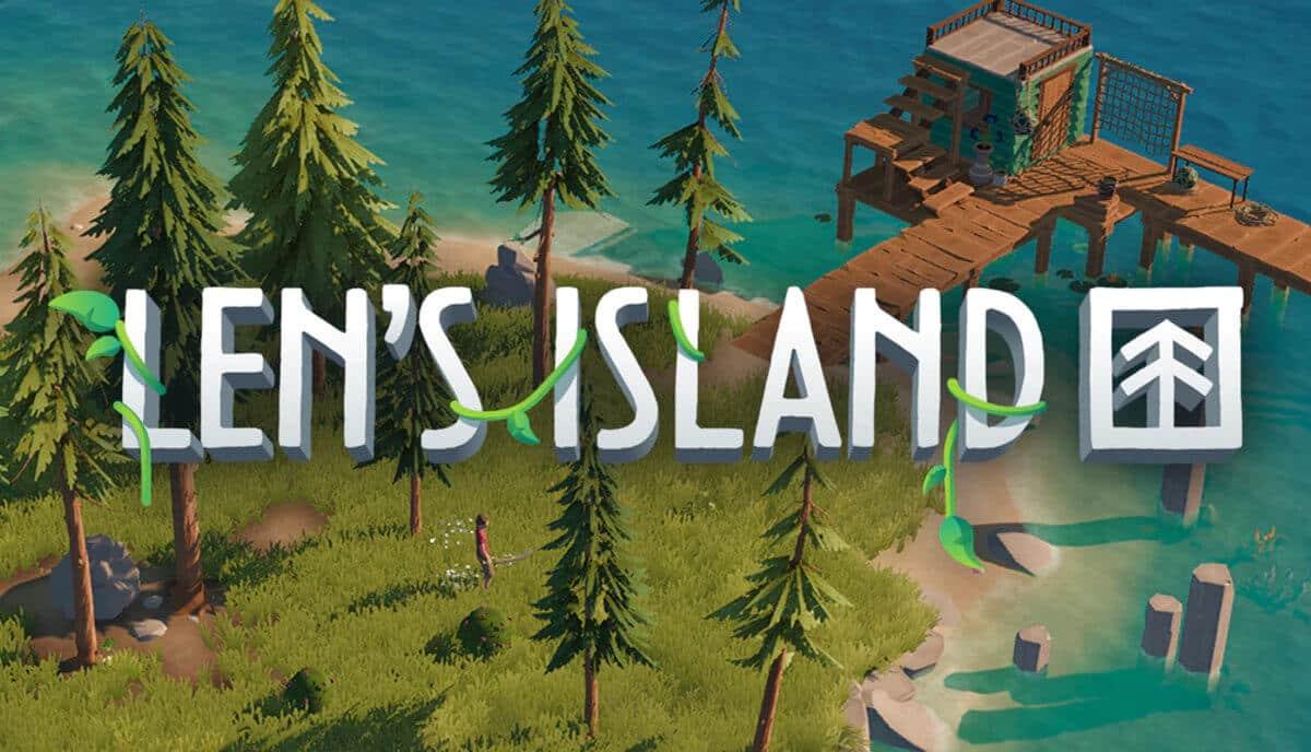 len's island action adventure dev talks support for linux mac windows pc on kickstarter