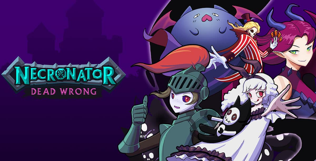 Necronator: Dead Wrong a micro RTS incoming?