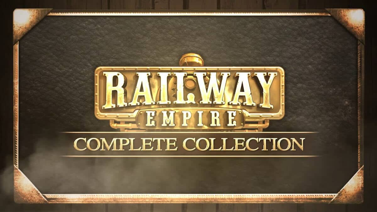 Railway Empire – Complete Collection releases now