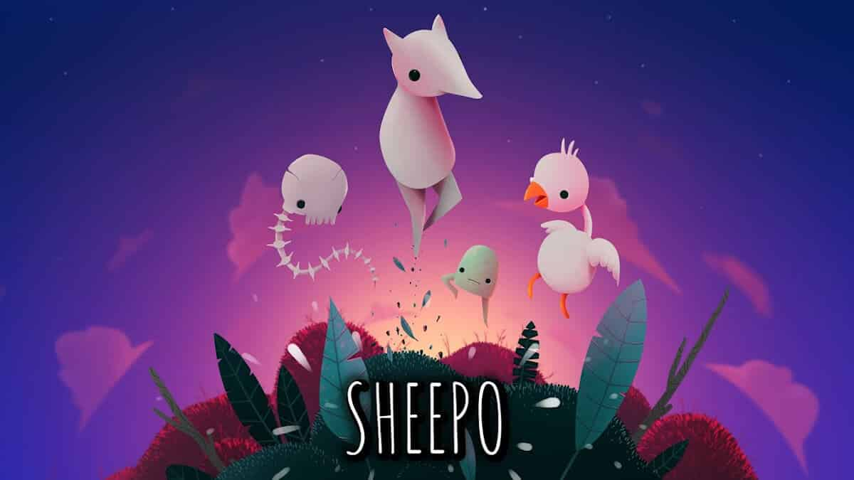 sheepo shape shifting metroidvania incoming release for linux and windows pc