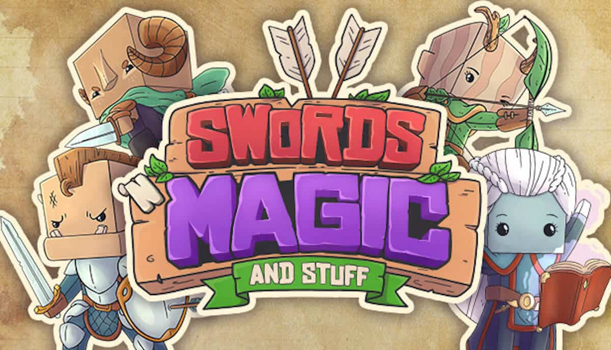 Swords 'n Magic and Stuff RPG is due to get support