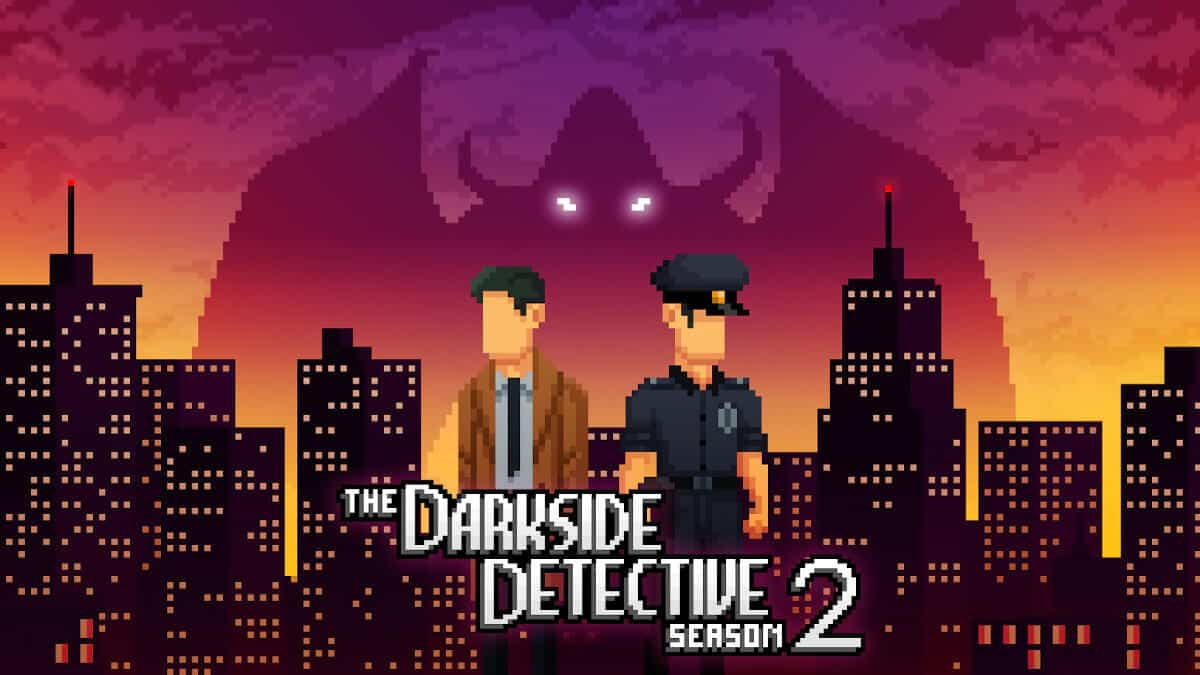 The Darkside Detective: Season 2 gets a Publisher