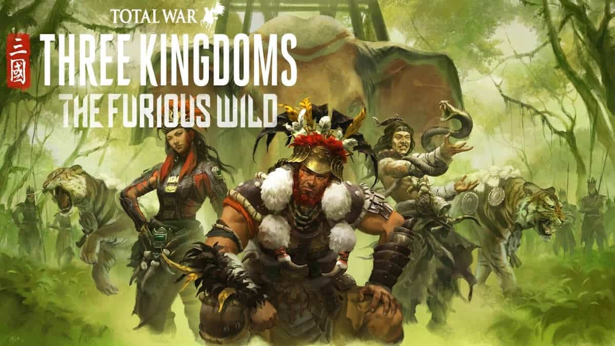 the furious wild expansion for total war: three kingdoms on linux mac windows pc