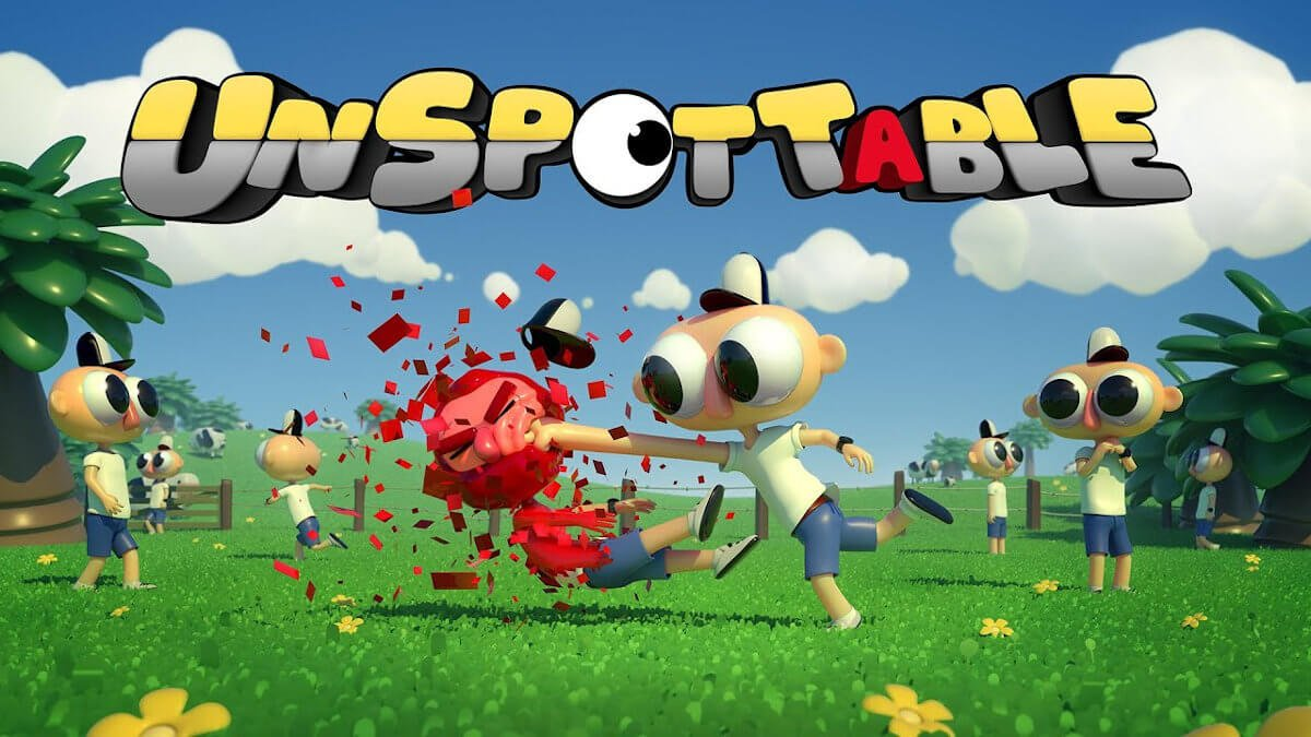Unspottable demo gets extended for Gamescom