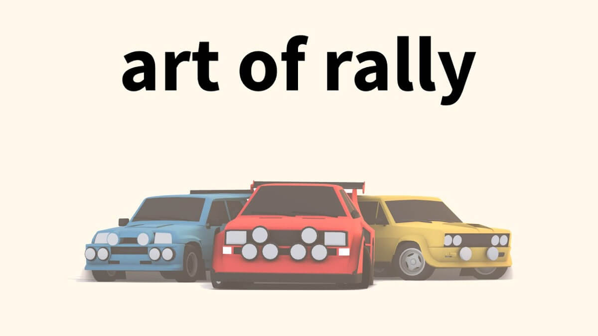 art of rally racing game to take on real worldwide locations across linux mac windows pc