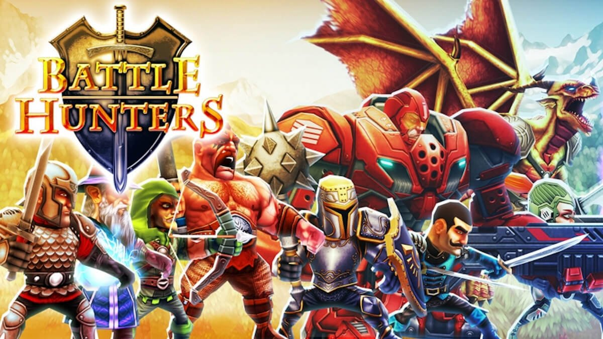 battle hunters squad based RPG coming to windows pc but may also be available to game on linux