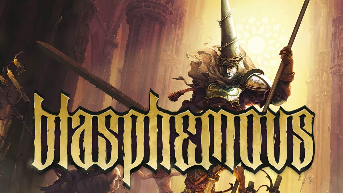 blasphemous hack and slash action gets support to game on linux mac windows pc