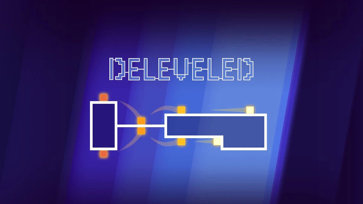 deleveled momentum puzzle platformer releases in linux gaming with mac and windows pc