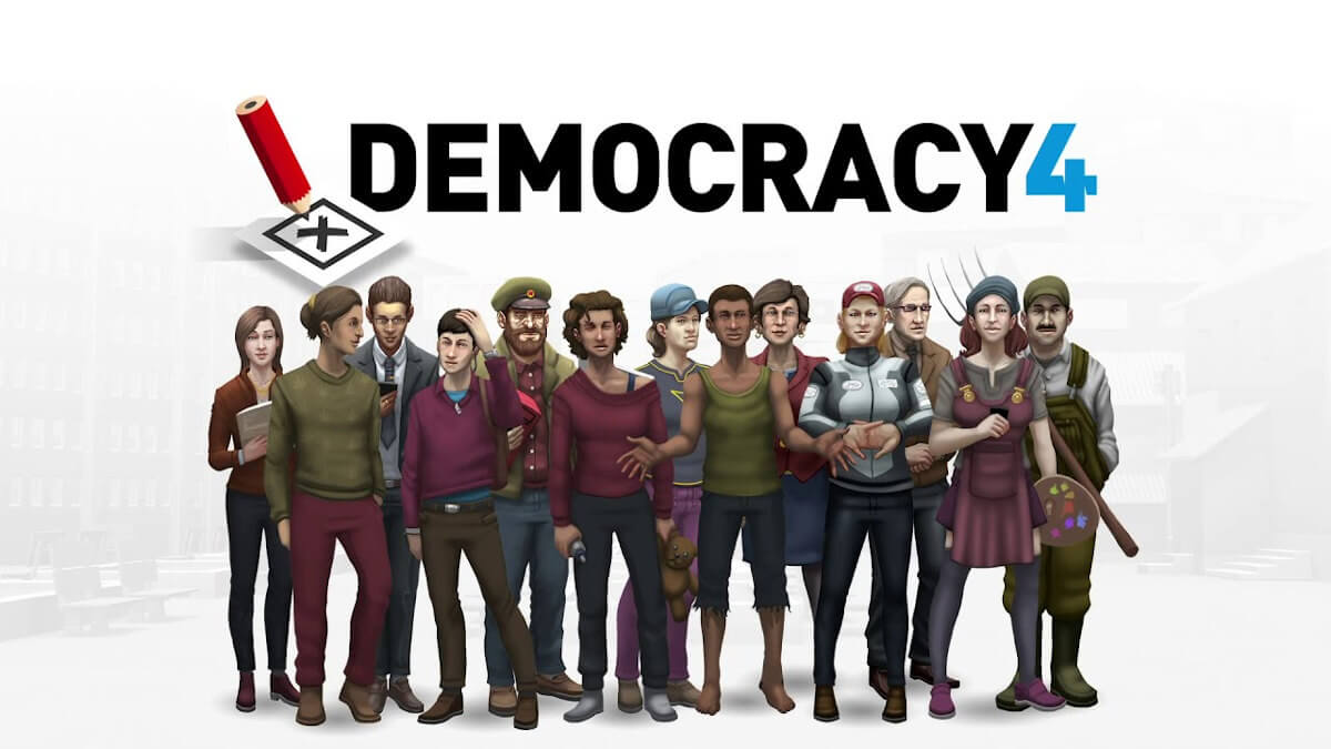 Democracy 4 plans change for Early Access