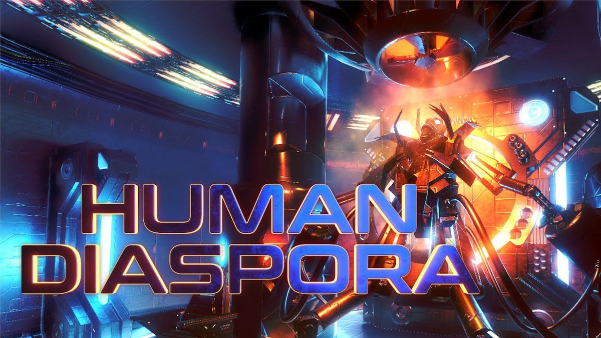 Human Diaspora FPS releases in Early Access