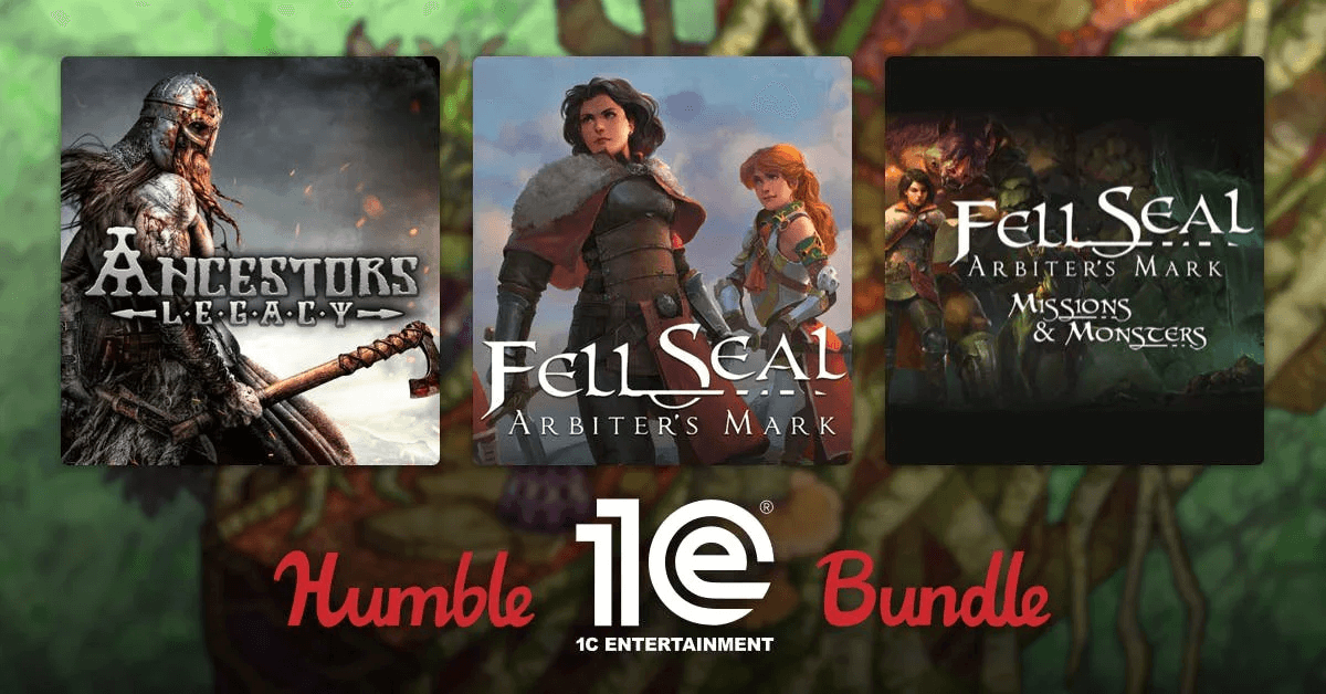 Humble 1C Publishing Bundle releases now
