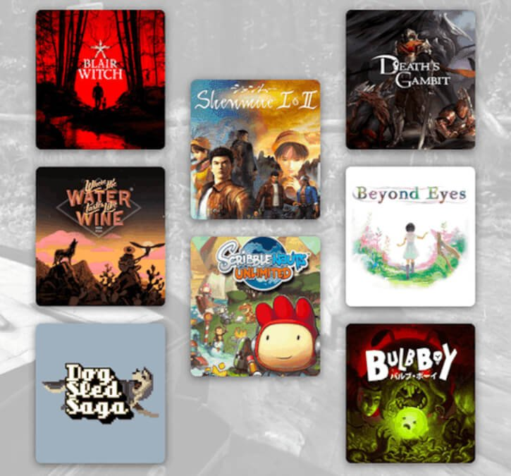 humble you can pet the dog bundle is available list with support for linux games mac windows pc