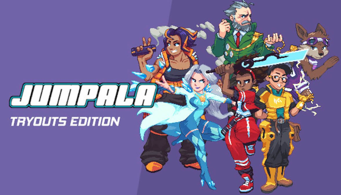 jumpala: tryouts edition out now and available free on linux mac windows pc
