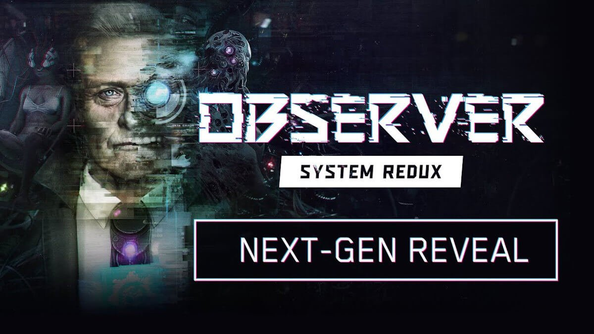 Observer: System Redux stunning gameplay video