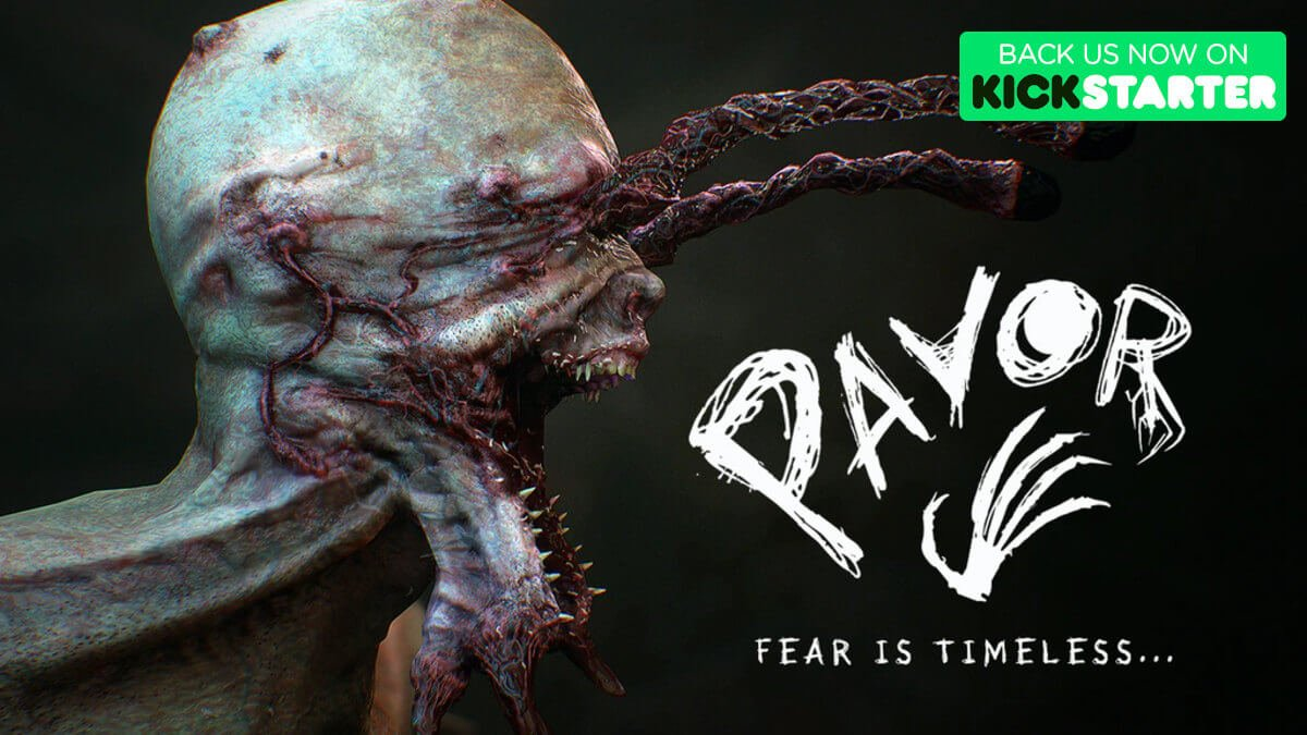 pavor 3d horror adventure seeks funding support for linux gaming along with windows pc