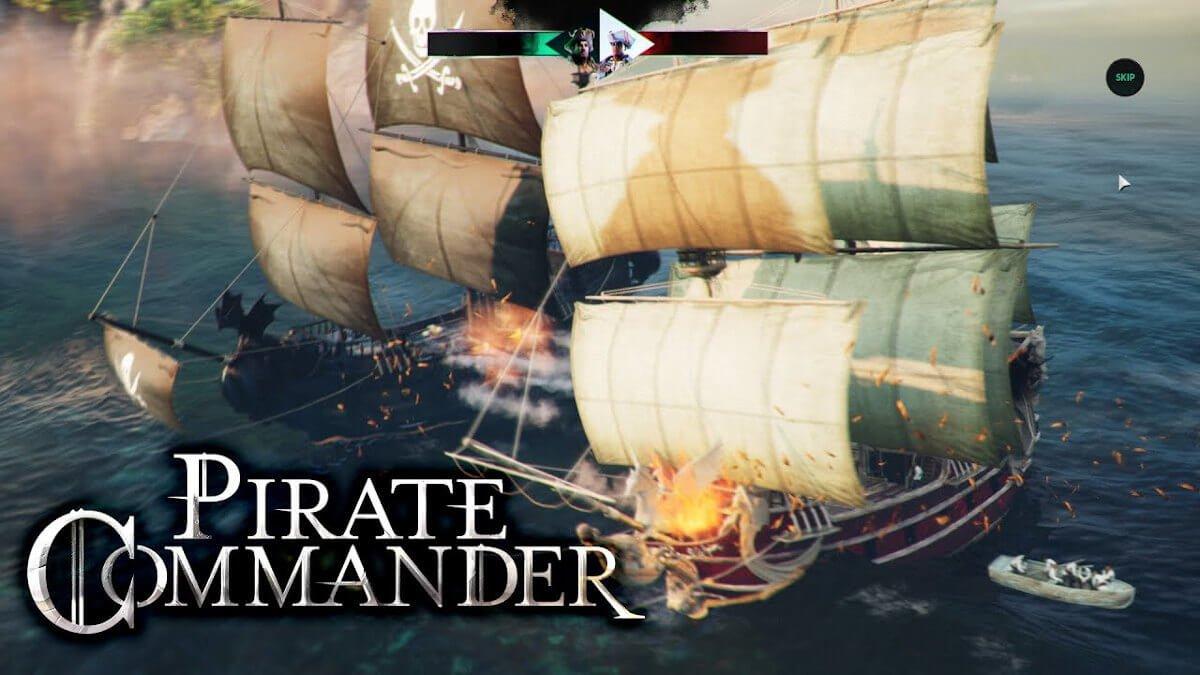 Pirate Commander survival sandbox means Proton