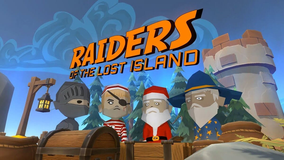 raiders of the lost island local co-op party game developer looks into support for linux and windows pc