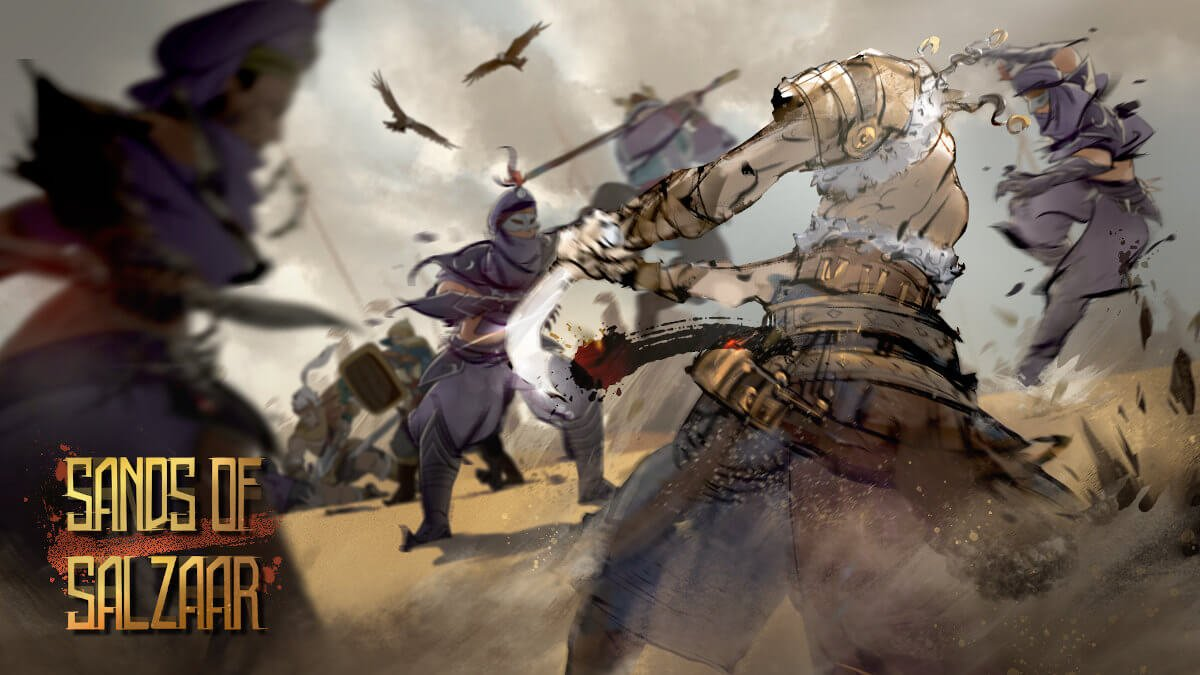 sands of salzaar adventure strategy to get support in principle with linux gaming windows pc