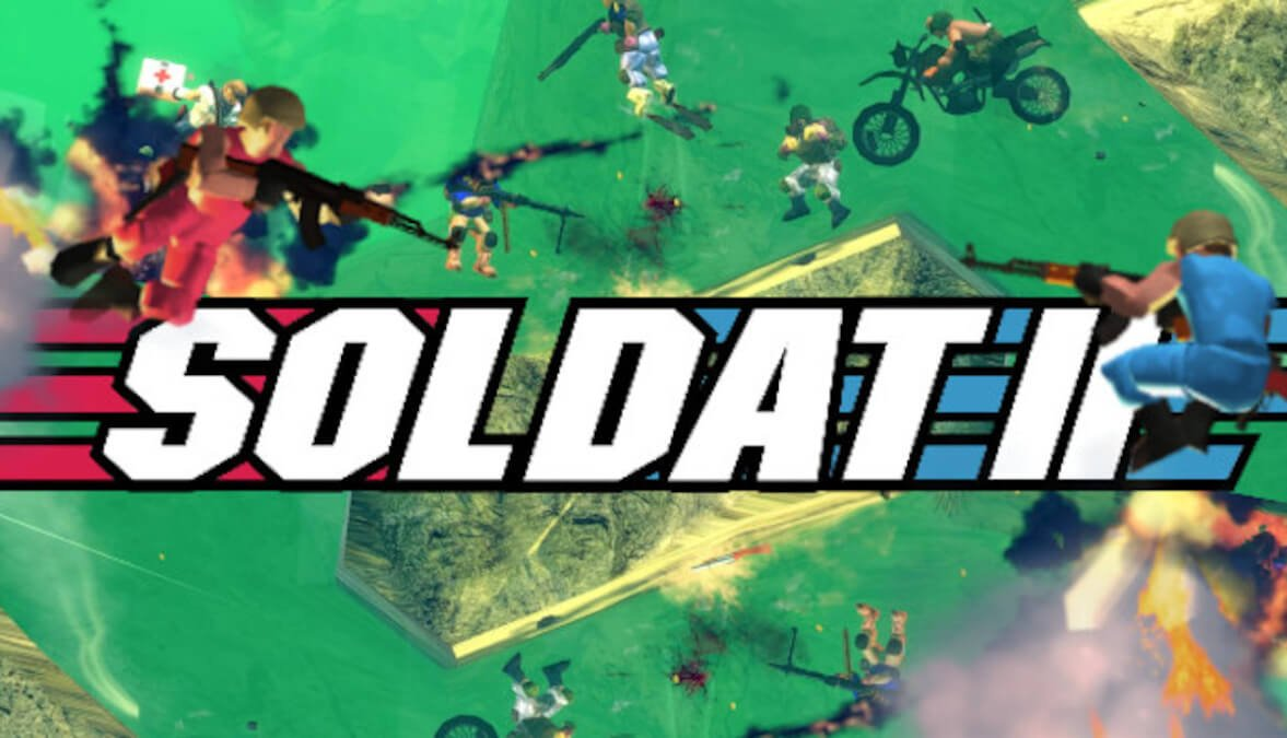 SOLDAT 2 2.5D multiplayer shooter finally releases