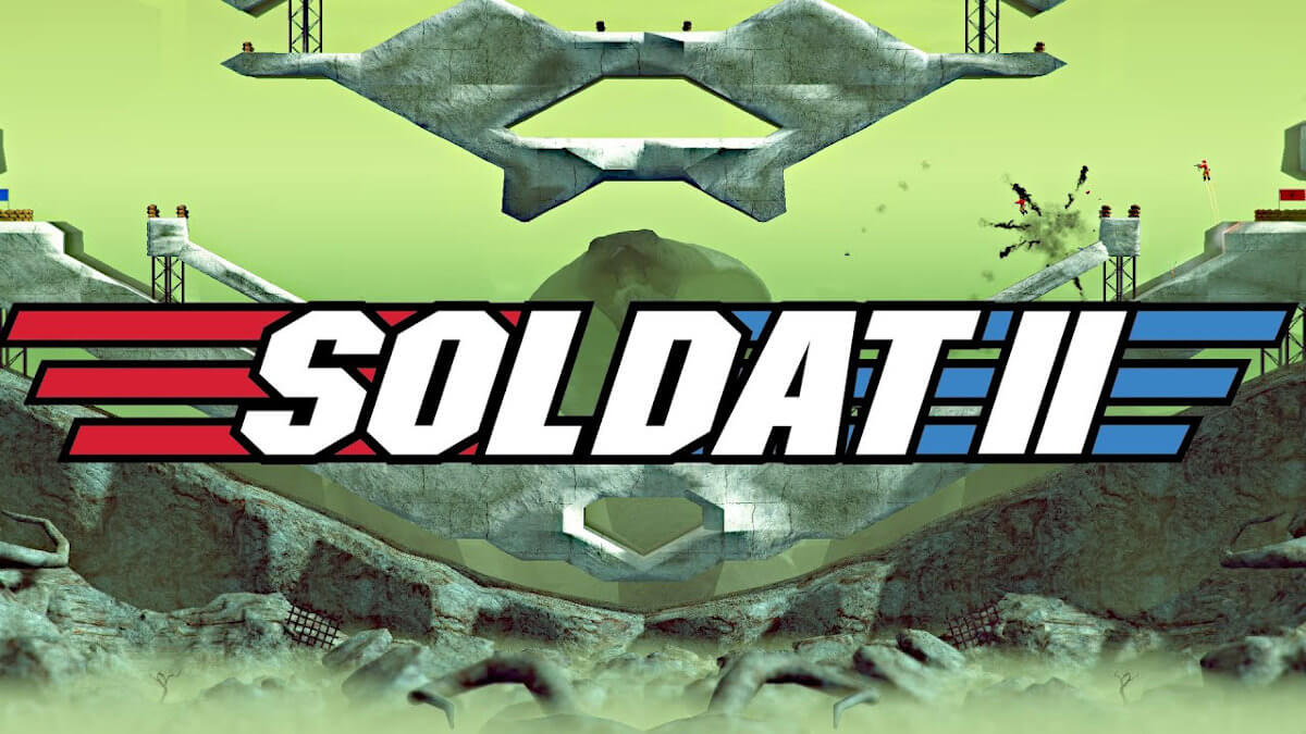 Soldat 2 shooter starts multiplayer testing