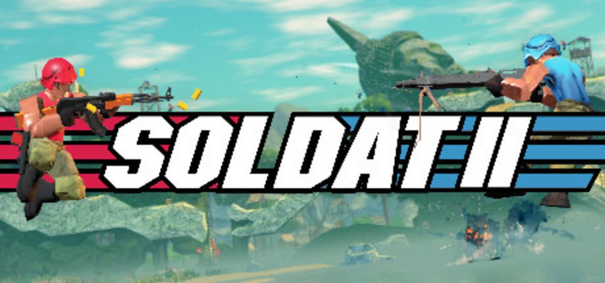 soldat 2 2.5d multiplayer shooter gets a release date via steam for linux mac windows pc