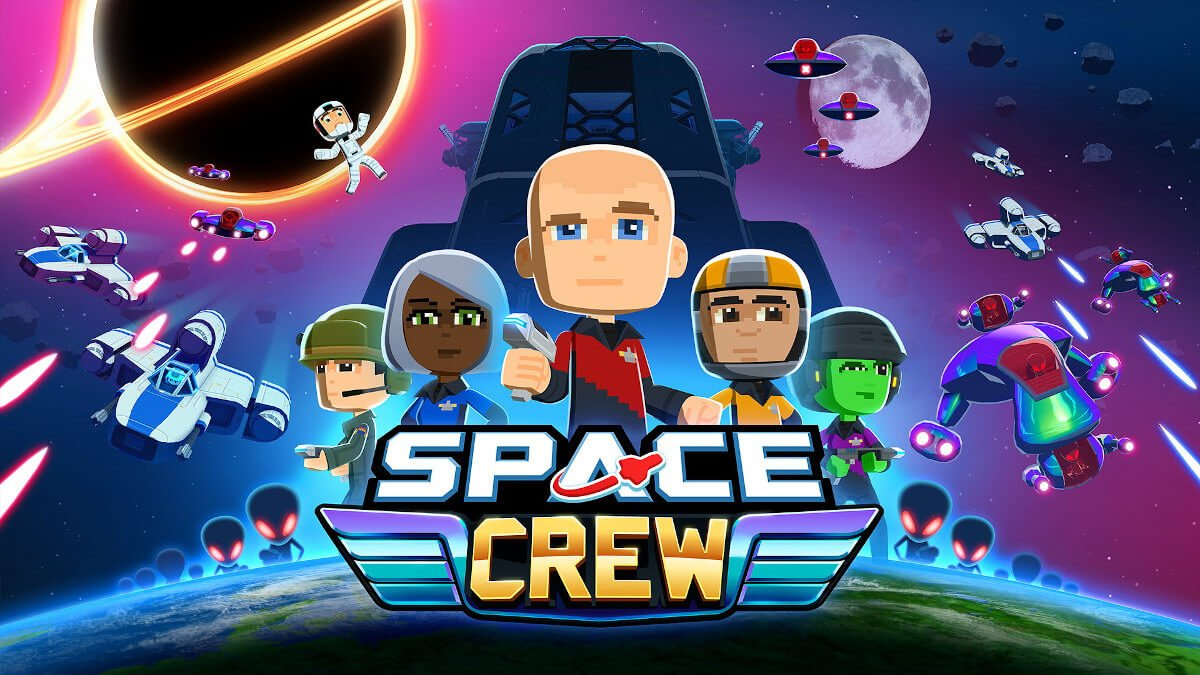 Space Crew simulation now has a release date