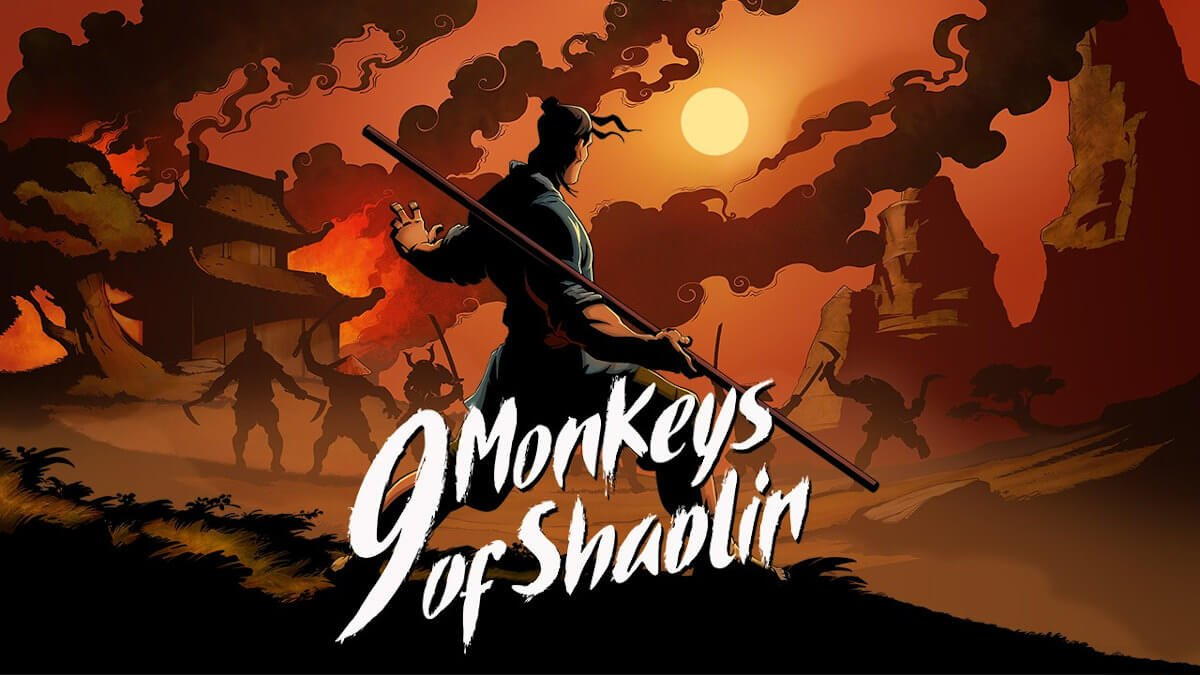 9 monkeys of shaolin beat em up fighter releases in linux gaming with windows pc