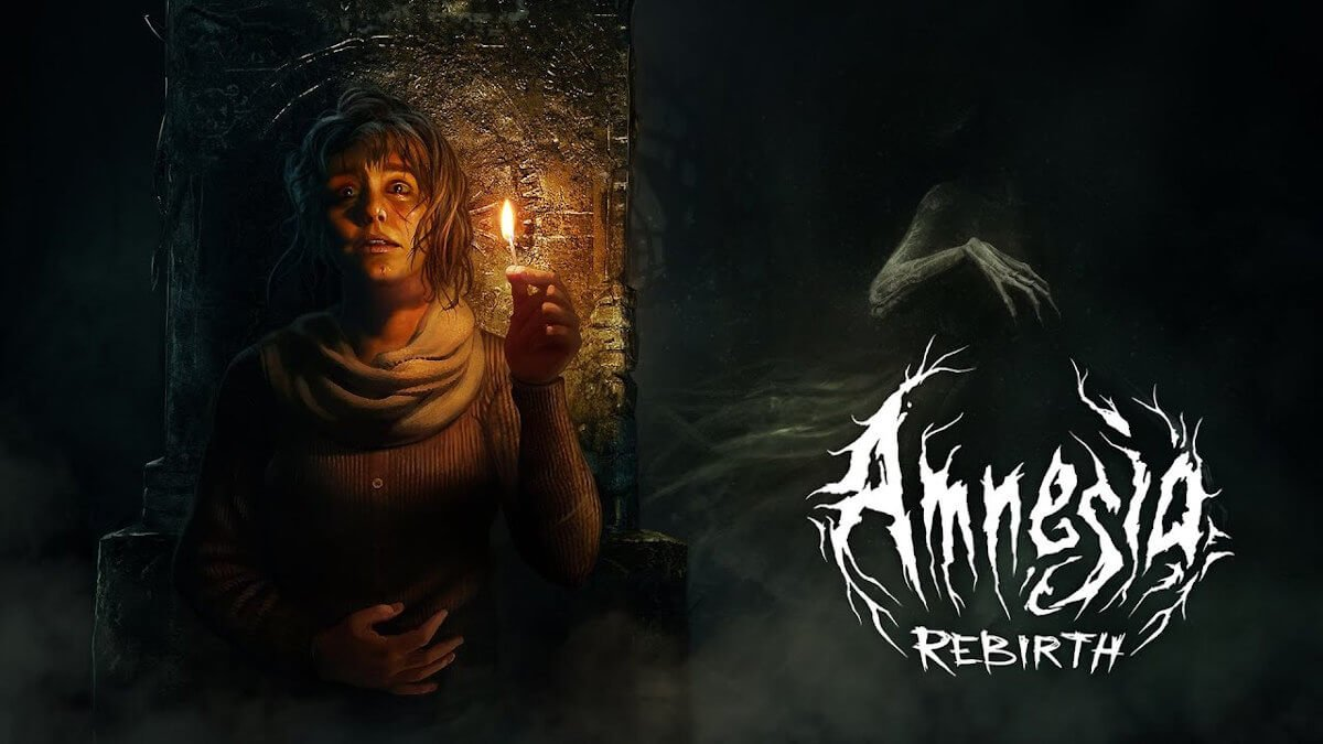 Amnesia: Rebirth journey of horror releases now