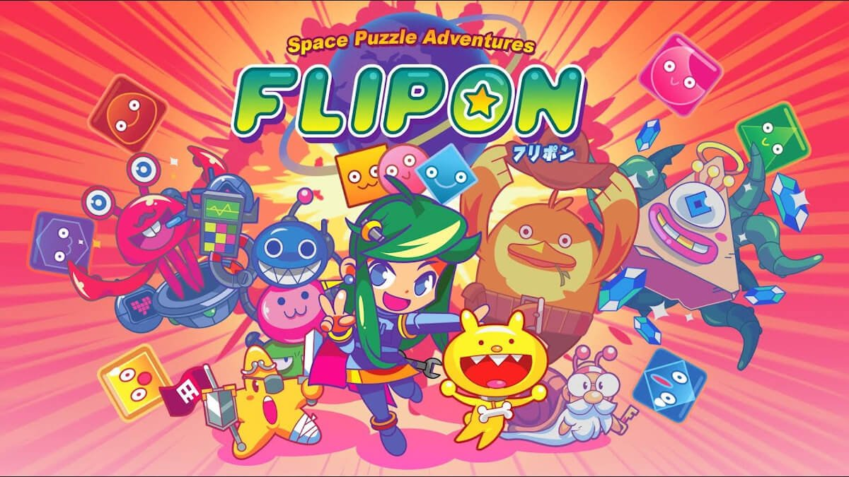 Flipon fast paced arcade puzzle out this week