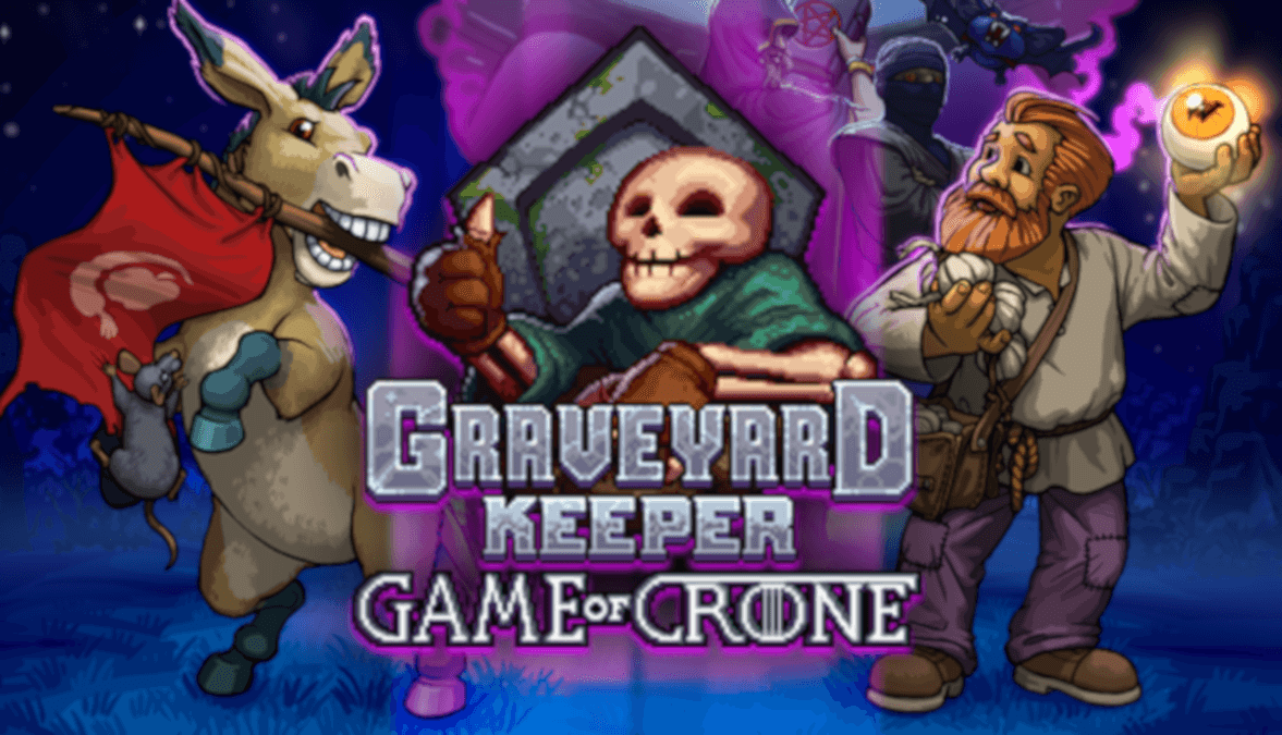 Game of Crone announced for Graveyard Keeper