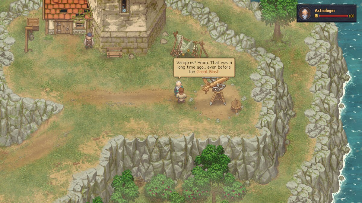 game of crone announced for graveyard keeper screenshot 02