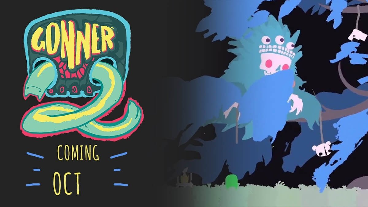 GONNER2 platformer sequel gets a release date for the game on linux mac windows pc