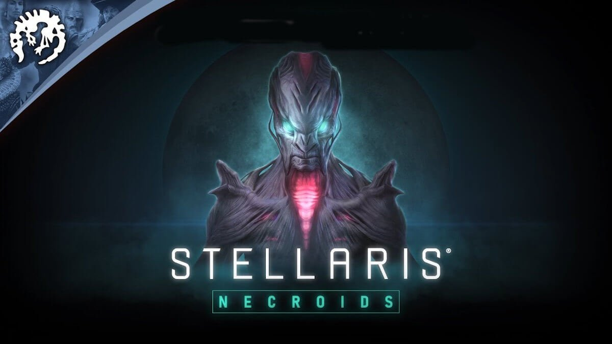 Necroids a new species pack for Stellaris releases