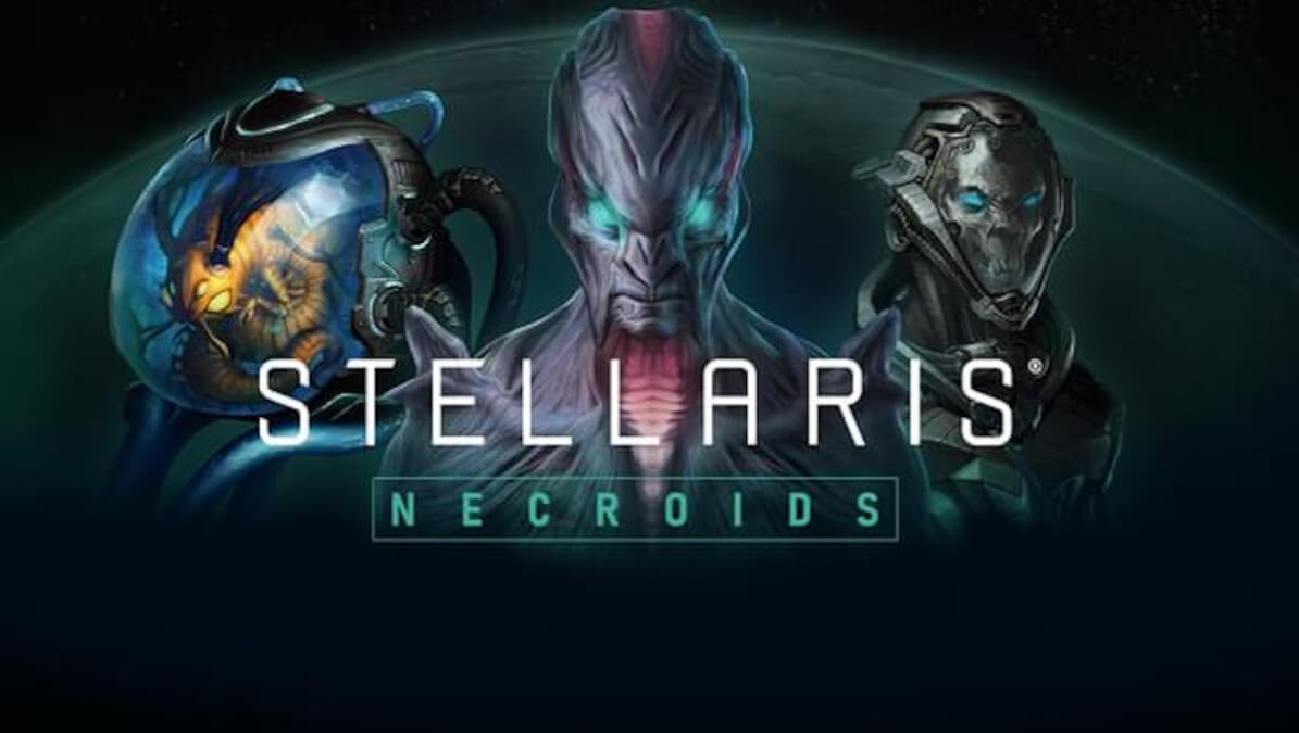 necroids species pack expansion lives in undeath in stellaris release in linux gaming mac windows pc