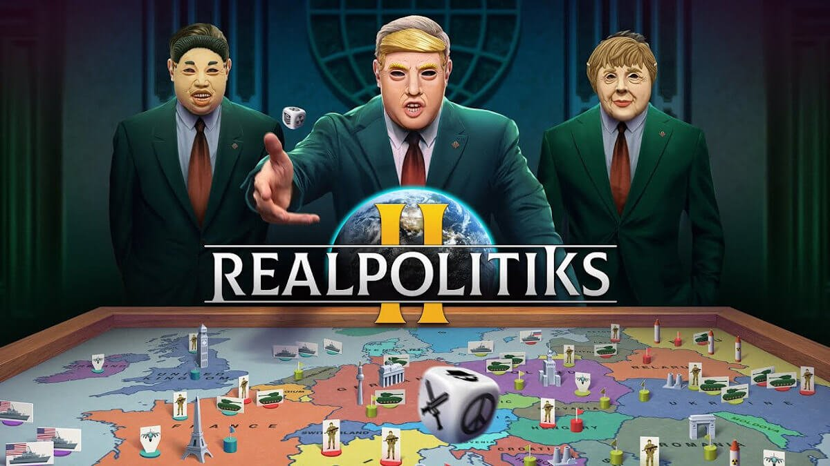 Realpolitiks II grand strategy unsure about day one