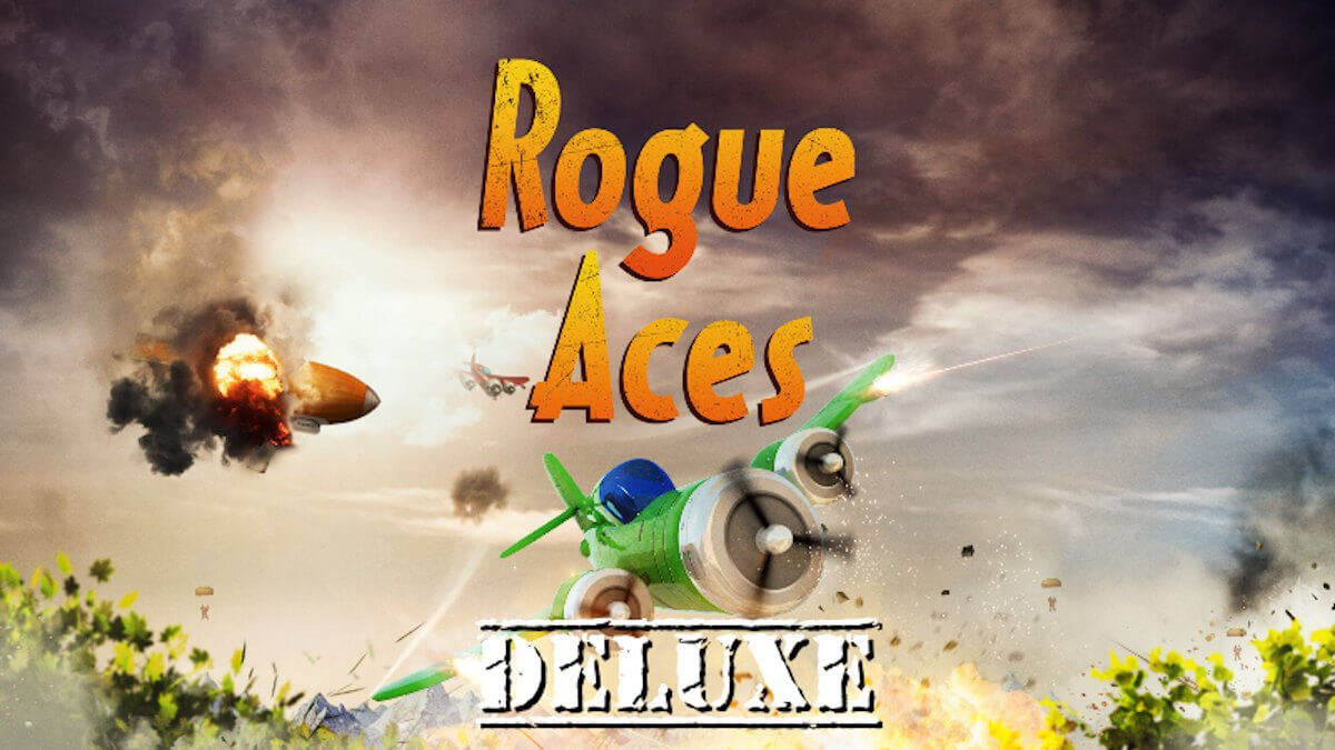 rogue aces deluxe aerial combat still incoming for linux gaming with windows pc