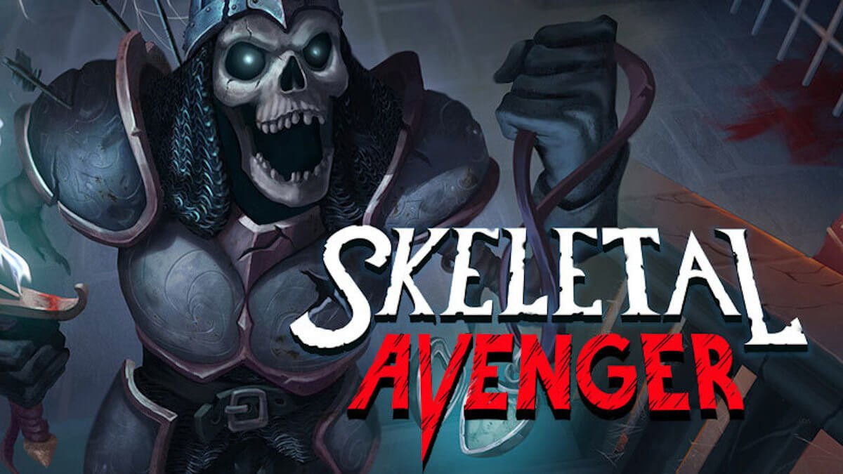 skeletal avenger hack and slash gets a demo for windows pc but coming to linux gaming and mac