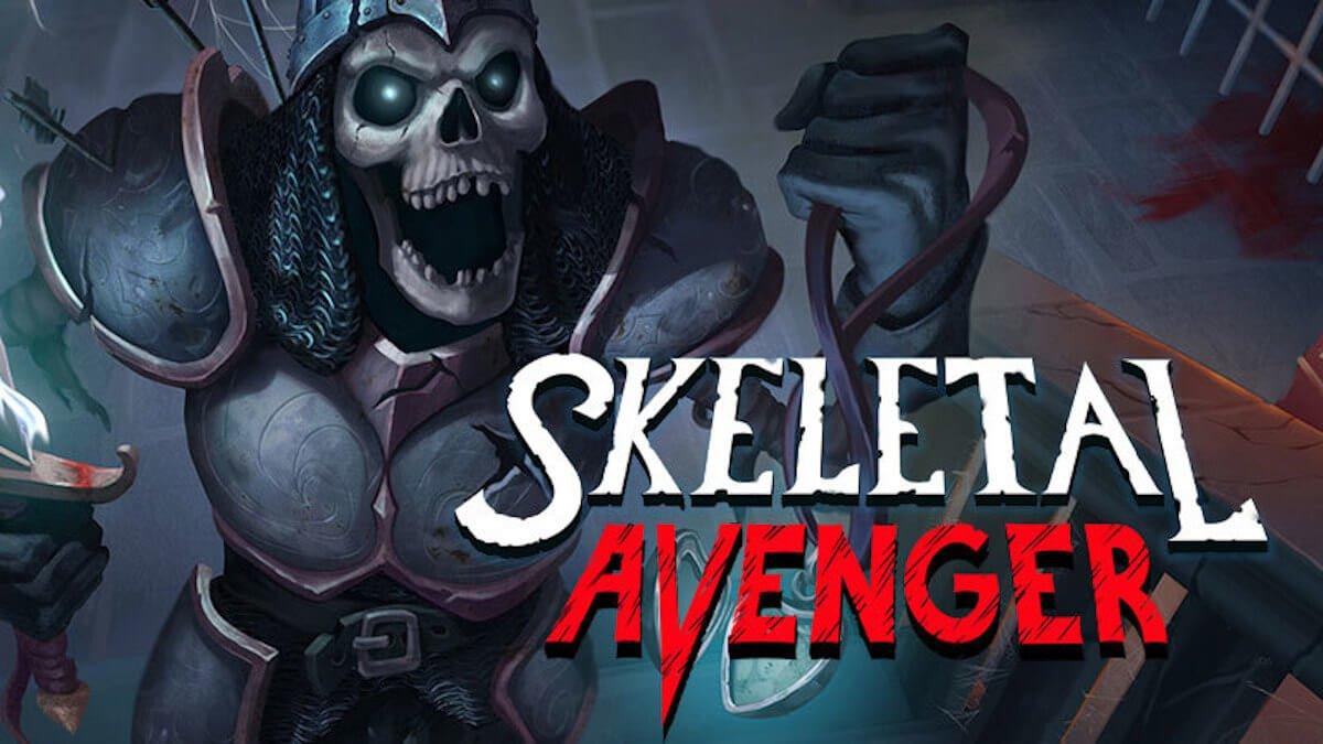 Skeletal Avenger hack and slash gets a Demo