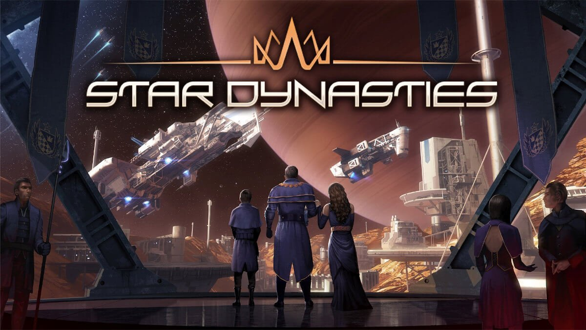 star dynasties space strategy demo and future for linux gaming with windows pc