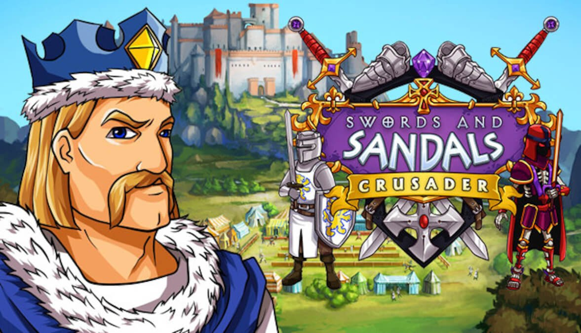 swords and sandals crusader redux gets a release date with future plans regarding linux mac windows pc