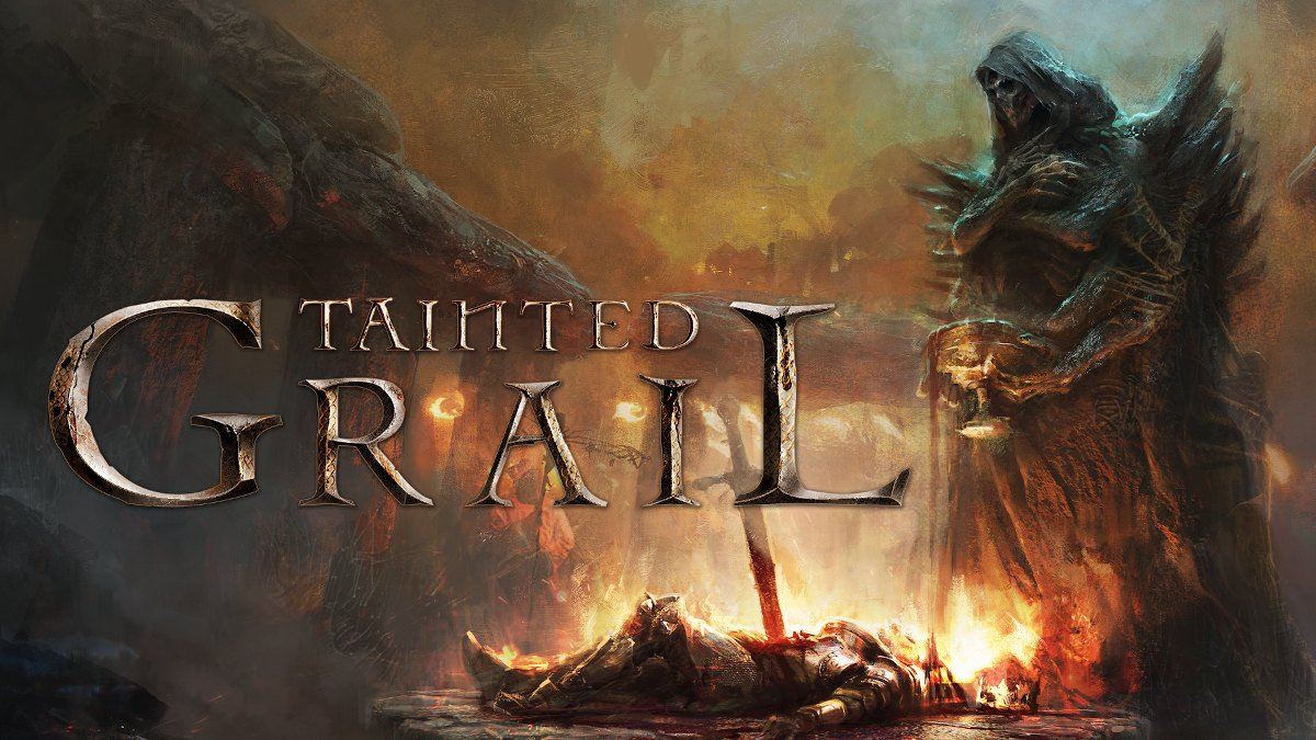 tainted grail turn based crpg needs your support for the game on linux with windows pc