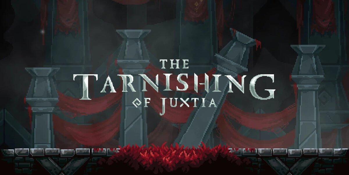The Tarnishing of Juxtia platformer to see testing