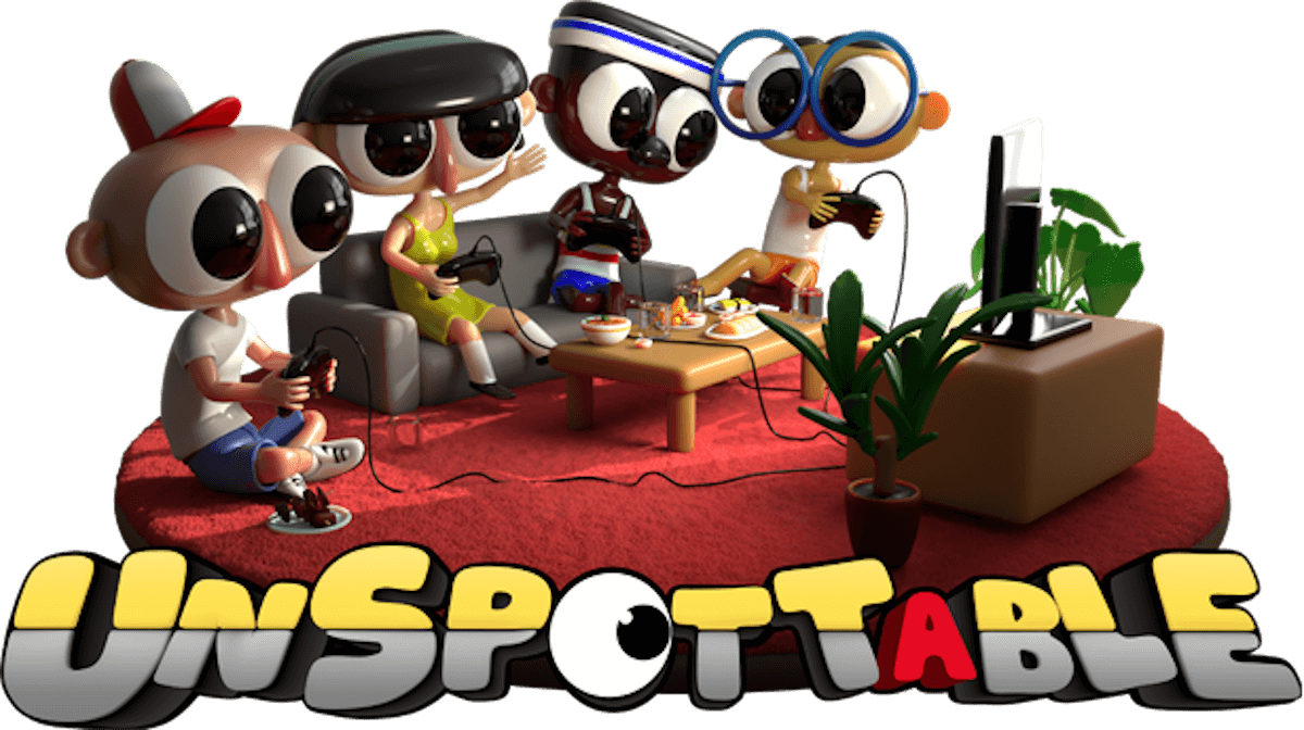 Unspottable multiplayer now has release date